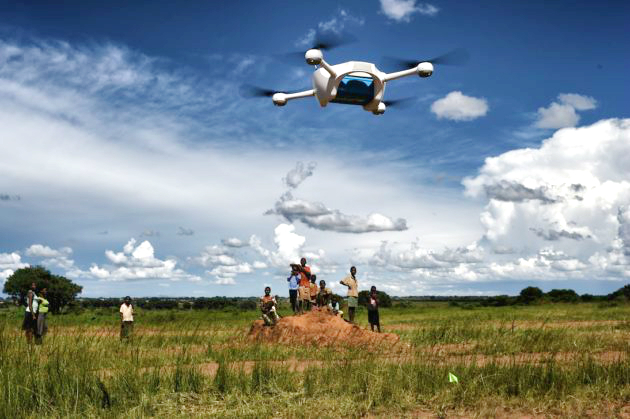 Comparten con las comunidades de San Juan los beneficios del proyecto de Drones para la Salud